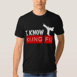 I Know KUNG FU Graphic Tee