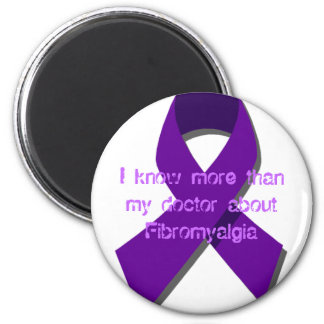 I know more than my doctor about Fibromyalgia Magnet