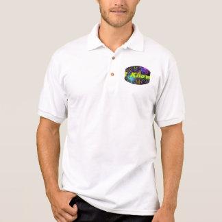 I Know Polo Shirt