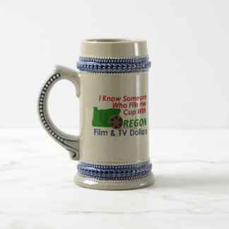 I Know Someone Who Fills Her Cup... Mug