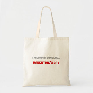 """""""I Know What Boy's Like..."""" Tote"""