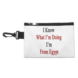 I Know What I m Doing I m From Egypt Accessory Bags