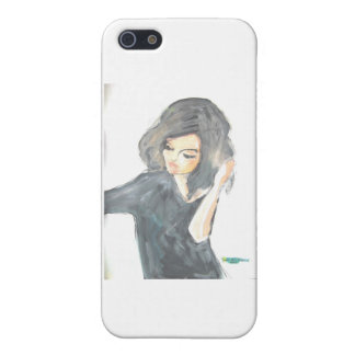 I_Know_What_I_Want iPhone 5 Funda
