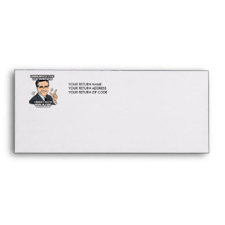 I KNOW WHAT IT'S LIKE TO BE UNEMPLOYED ENVELOPE
