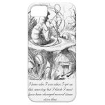 I Know Who I Was When I Got Up iPhone SE/5/5s Case