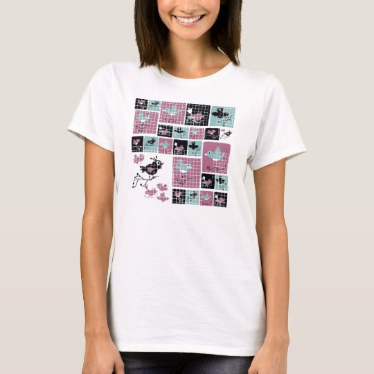 I know why the caged bird sings T-Shirt