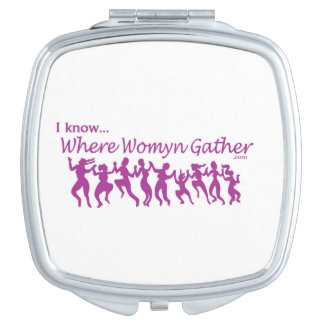 I know...WWG compact Compact Mirror