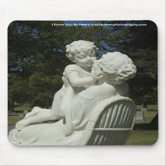 I Know You By Heart Mousepad