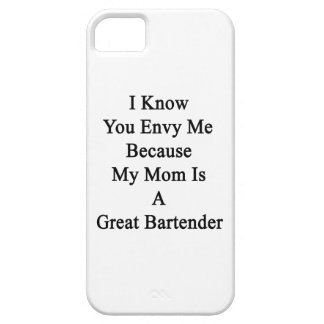 I Know You Envy Me Because My Mom Is A Great Barte iPhone SE/5/5s Case