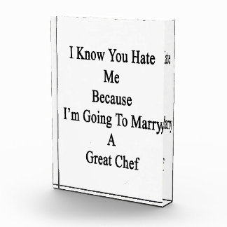 I Know You Hate Me Because I m Going To Marry A Gr Award