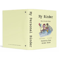 I Know You Won't Forget Personal Binder