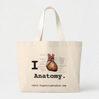 I la bolsa de asas de la anatomía del corazón