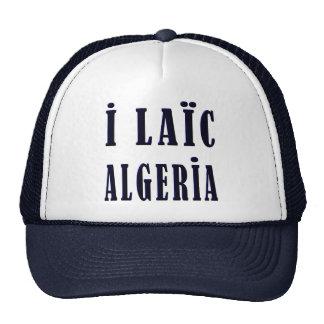 i laic algeria trucker hat