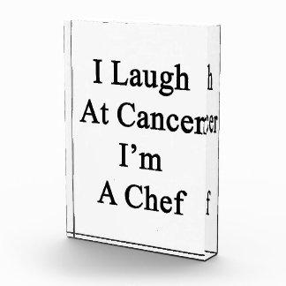 I Laugh At Cancer I m A Chef Award