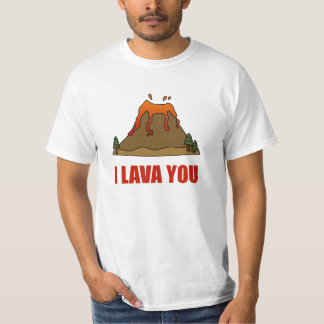 I lava usted volcán playeras
