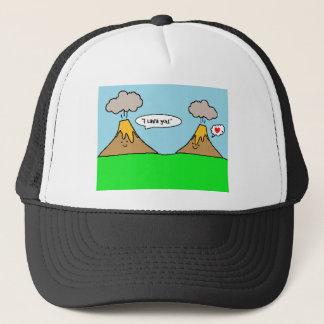 """I lava you!"" Trucker Hat"