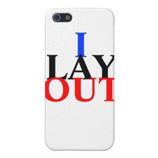 I LAY OUT iPhone 5 Case For iPhone SE/5/5s