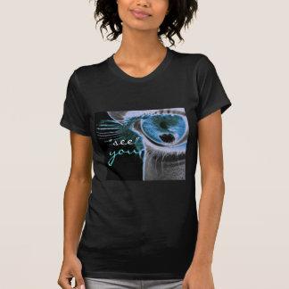 "I ""le ve"" camiseta"