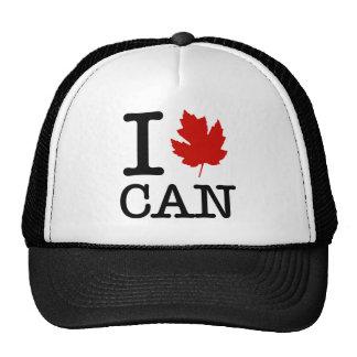 I Leaf (heart) Canada Trucker Hat