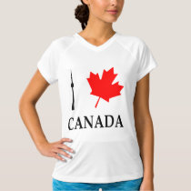 I Leaf (Love) Canada - Champion SS T-Shirt