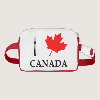 I Leaf (Love) Canada Fanny Pack