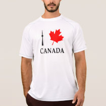 I Leaf (Love) Canada New Balance SS T-Shirt
