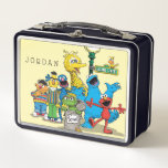 """I learned on THE STREET Metal Lunch Box<br><div class=""""desc"""">Everything I know I learned on THE STREET      This item is recommended for ages 2 . &#169;  2014 Sesame Workshop. www.sesamestreet.org</div>"""