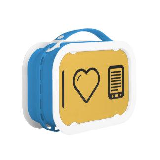 I lectores de Ebook del corazón