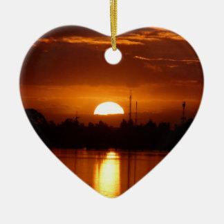 I left my heart in Australia Christmas Ornament