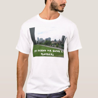 I left my heart in Montreal T-Shirt