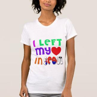 I left my heart in SEOUL T-Shirt