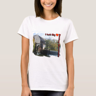 I Left my Heart in the Smokey Mountains T-Shirt