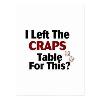 Craps special edition