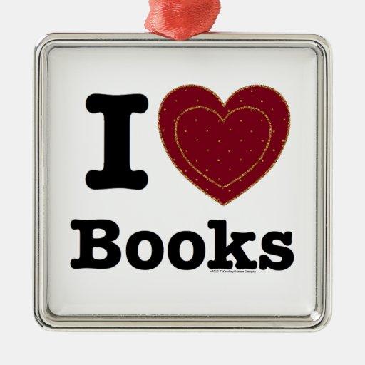 ¡I libros del corazón - libros del amor de I! (Cor Ornato