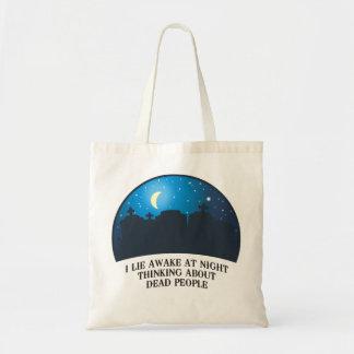 I Lie Awake (2011) Budget Tote Bag