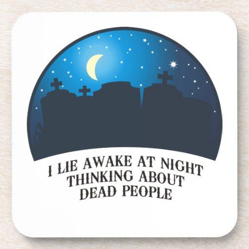 I Lie Awake (2011) Coasters