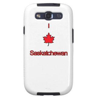 I Liebe Saskatchewan Samsung Galaxy S3 Carcasas