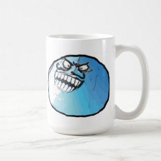 I Lied Comic Meme Classic White Coffee Mug