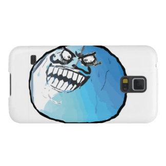 I Lied Comic Meme Galaxy S5 Cover