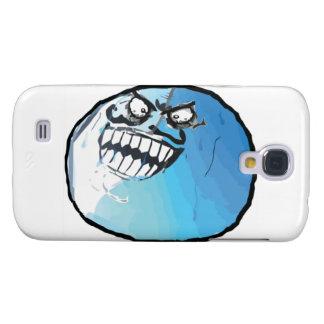 I Lied Comic Meme Samsung Galaxy S4 Cover
