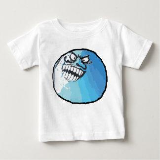 I Lied Rage Face Meme Baby T-Shirt