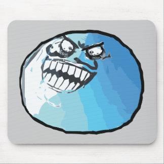 I Lied Rage Face Meme Mouse Pad