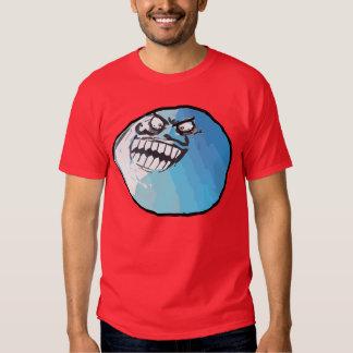 I Lied Rage Face Meme Shirt