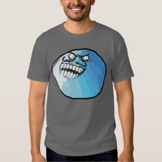 I Lied Rage Face Meme Tees