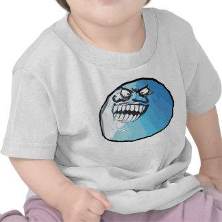 I Lied Rage Face Meme T-shirts