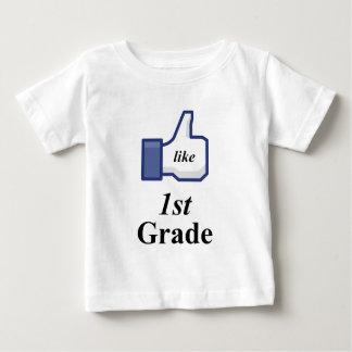I LIKE 1ST GRADE! BABY T-Shirt