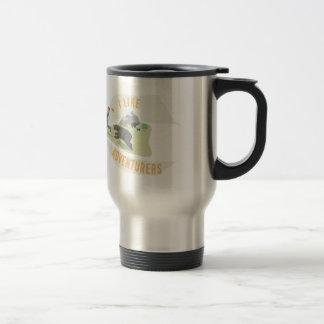 'I like adventurers!' (part I) 15 Oz Stainless Steel Travel Mug