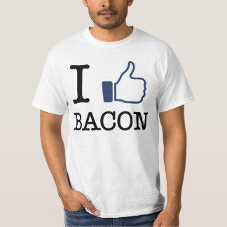 I Like Bacon T-Shirt
