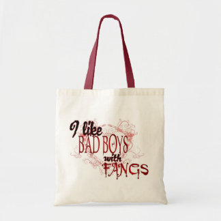 I like Badboys with Fangs Bag