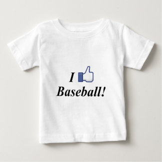 I LIKE BASEBALL! BABY T-Shirt